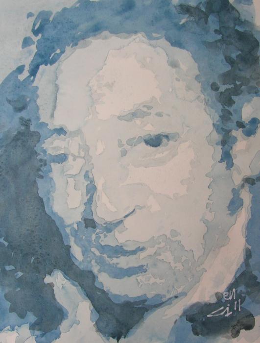 Serge Gainsbourg by ci-fij